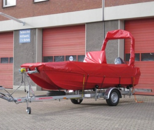 Rettungsboot Typ 2