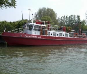 Feuerlöschboot Datteln